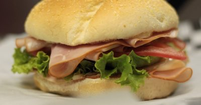 Hundreds of lunch meats and cheeses in our full service deli and homemade baked goods in our bakery