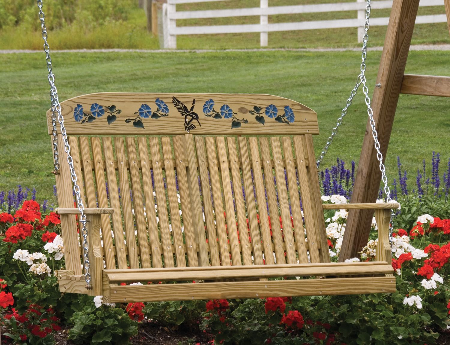 Wooden Lawn Furniture Luxcraft Amish