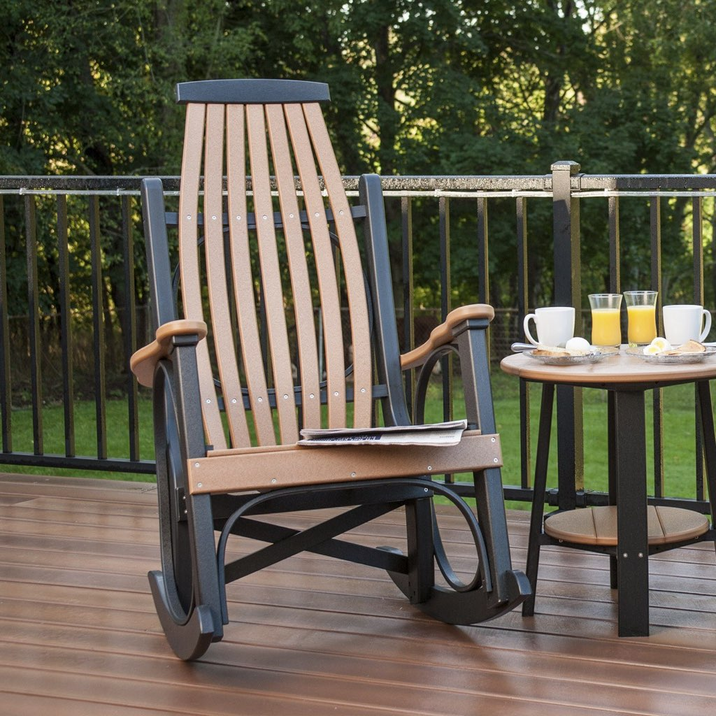 Exceptionnel Our Poly Amish Lawn Furniture Is Our Premium Line Of Sturdy Porch  Equipment, With A